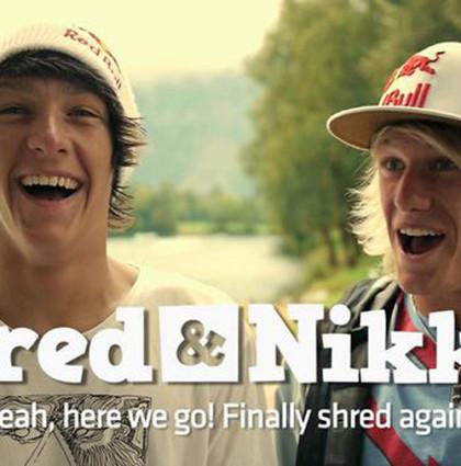 Fred & Nikki – Mission 01: Wakeboard the Weißsee