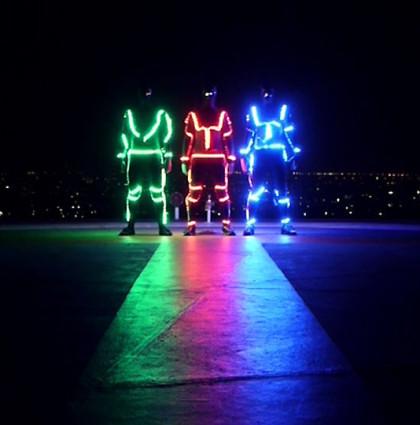 Light Emitting Dudes