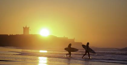 Sunrise Surfenue