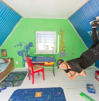 Jason Paul Freerunning Illusion – Making Of